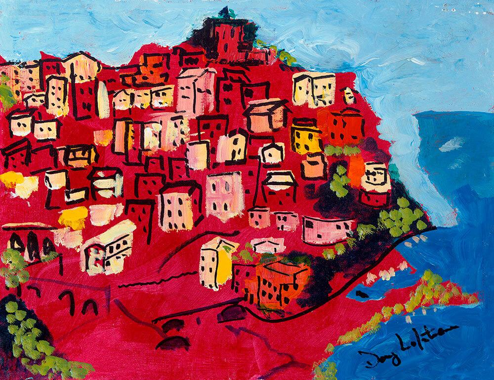 Manarolo - Cinque Terre