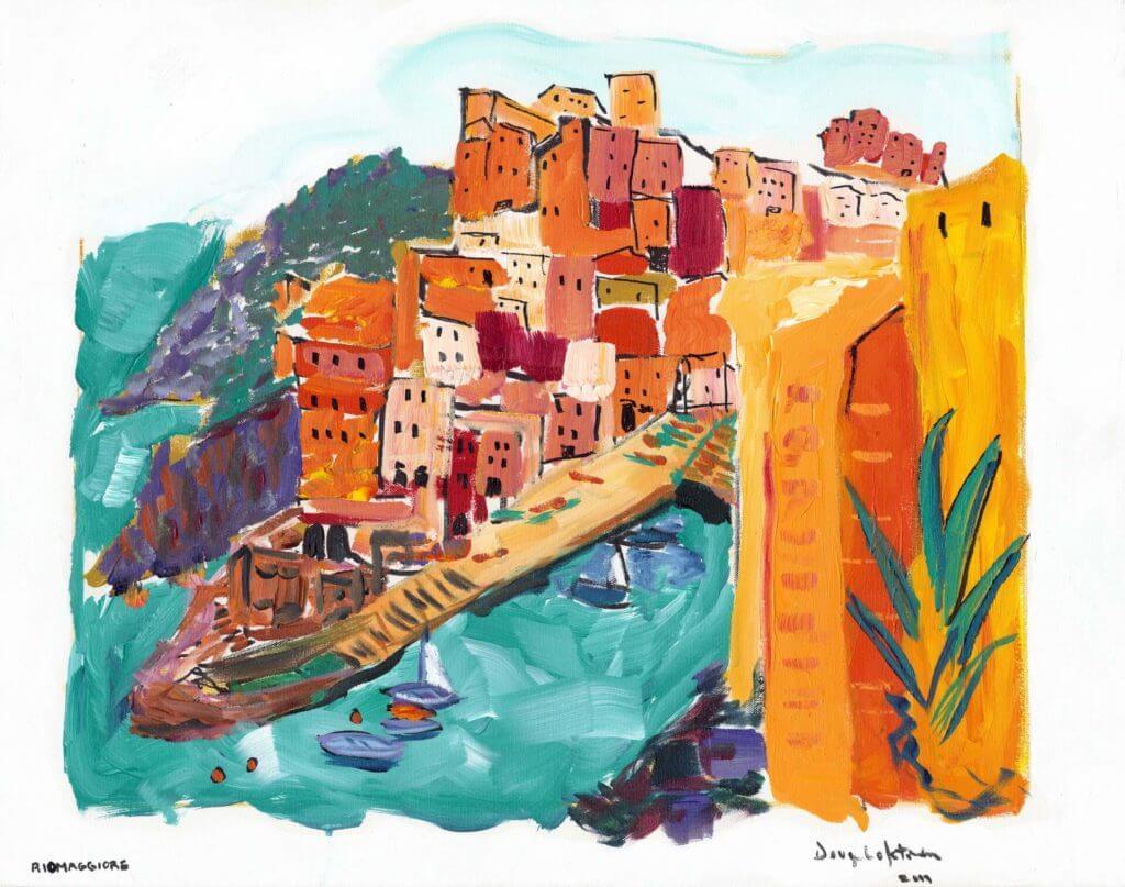 Rio Maggiore - Cinque Terre
