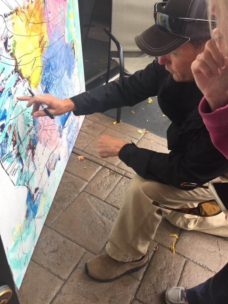 Guy adds Stuart Island