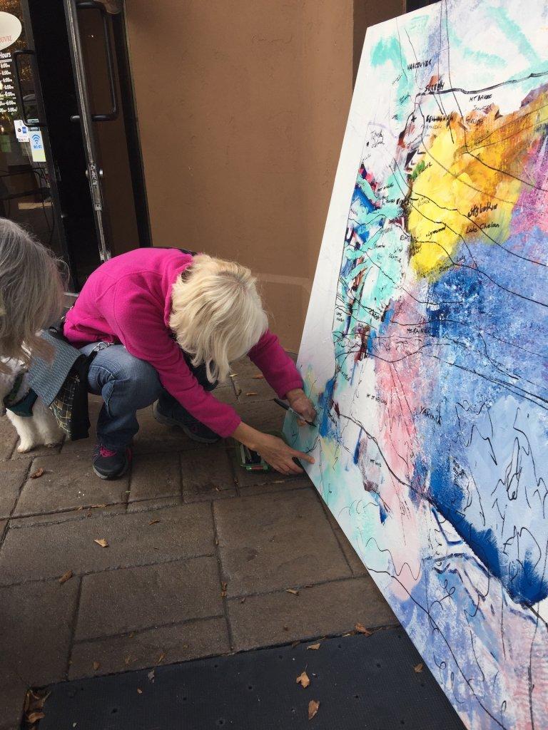 Lisa adds Canon Beach